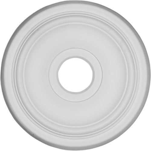 Restorers Architectural Traditional 15 1/2 Inch Prefinished Medallion