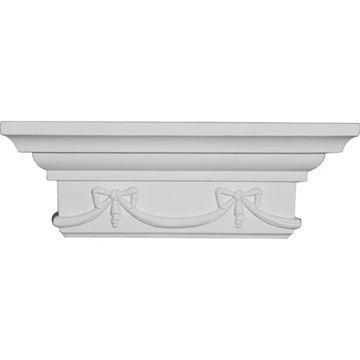 Restorers Architectural Versailles 12 Urethane Shelf