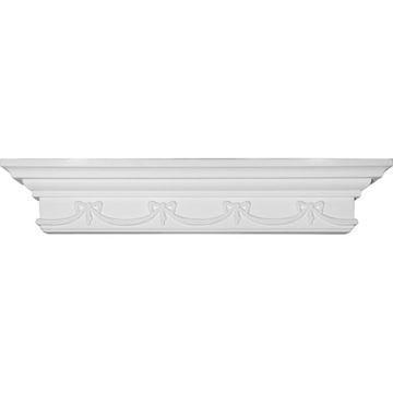 Restorers Architectural Versailles 24 Urethane Shelf