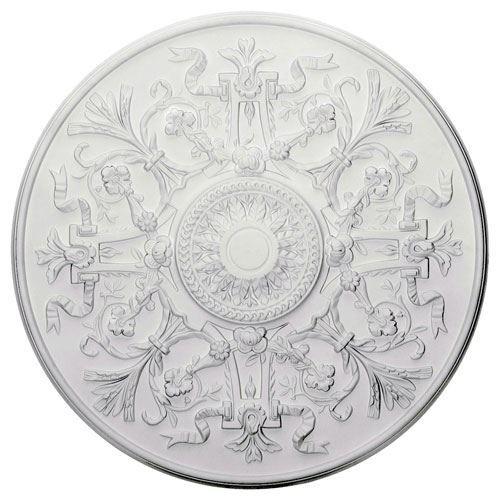 Restorers Architectural Versailles Prefinished Ceiling Medallion