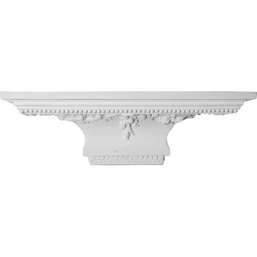 Restorers Architectural Victorian 24 Urethane Shelf