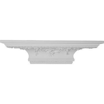 Restorers Architectural Victorian 30 Urethane Shelf