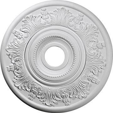 Restorers Architectural Vienna 20 Prefinished Ceiling Medallion