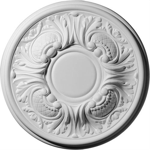 Restorers Architectural Wakefield Prefinished Ceiling Medallion