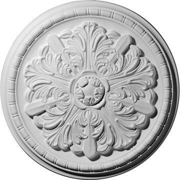 Restorers Architectural Washington Prefinished Ceiling Medallion