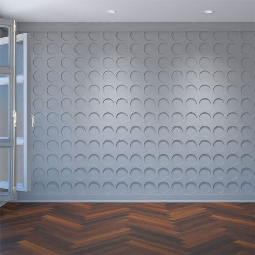 Restorers Architectural Wembley PVC Fretwork Decorative Wall Panel