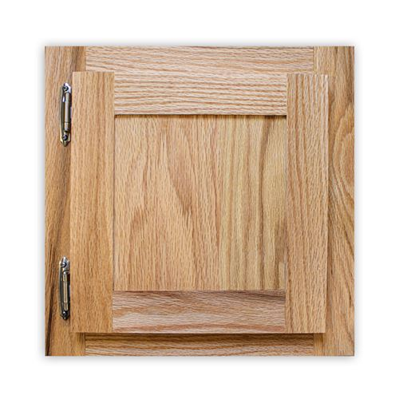 Grill Works 8 Inch Wooden Utility Door
