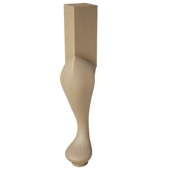 Designs of Distinction 18 Inch Queen Anne Leg