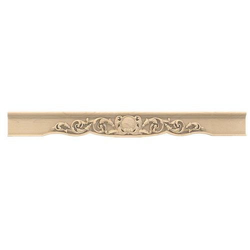 Designs of Distinction Hand Carved Acanthus Valance