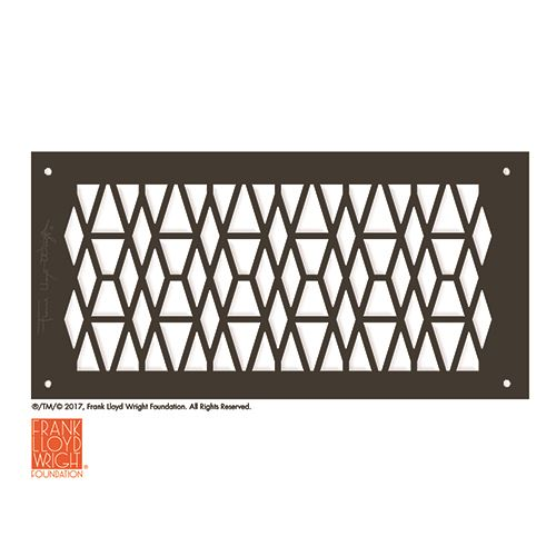 Architectural Grille Frank Lloyd Wright Infinity Grille