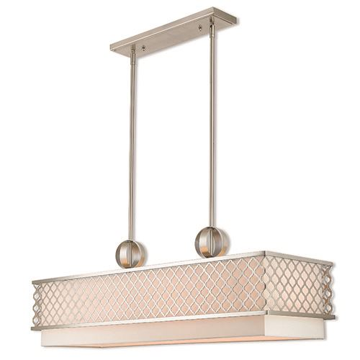 Livex Lighting Arabesque Linear Chandelier