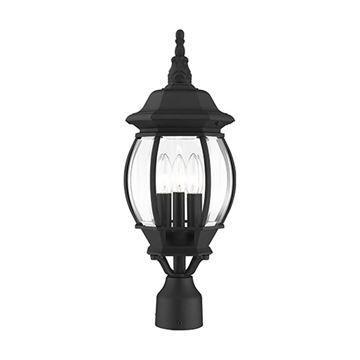 Livex Lighting Frontenac Outdoor Post Top Lantern