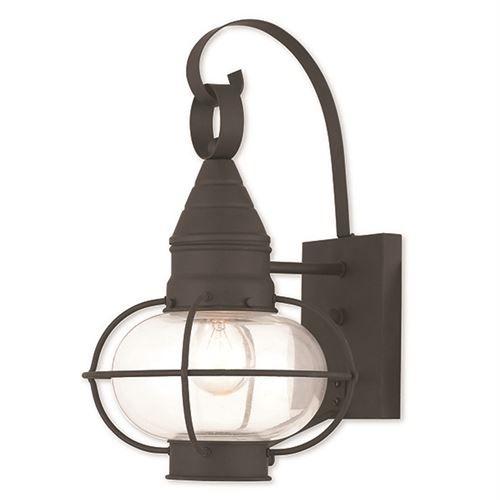 Livex Lighting Newburyport Medium Outdoor Wall Lantern