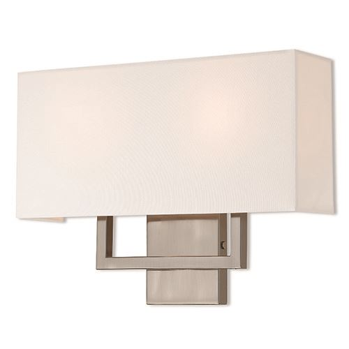 Livex Lighting Pierson 16 Inch Off White Wall Sconce
