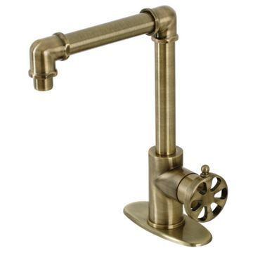 Restorers Belknap KSD144RXX-P Single Hole Bathroom Faucet