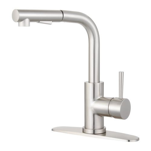 Restorers Concord LS271XDL-P Pull Out Kitchen Faucet