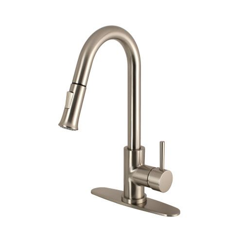 Restorers Concord LS862XDL-P Pull Down Kitchen Faucet
