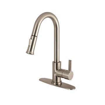 Restorers Continental LS868XCTL-P Pull Down Kitchen Faucet