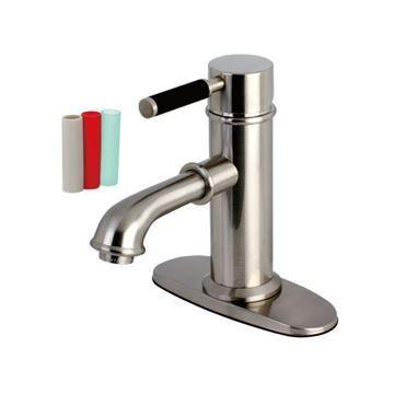 Restorers Kaiser KS741XDKL-P Single Hole Bathroom Faucet