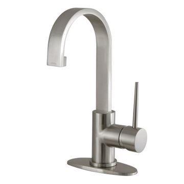 Restorers New York LS821XNYL-P Single Hole Bathroom Faucet