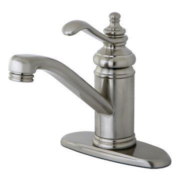 Restorers Templeton KS340XTL-P Single Hole Bathroom Faucet