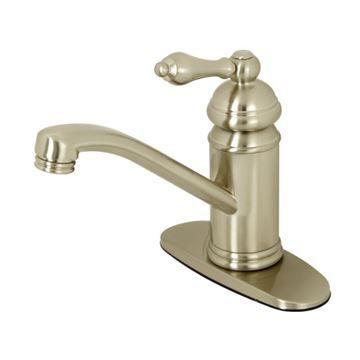 Restorers Vintage KS340XAL-P Single Hole Bathroom Faucet