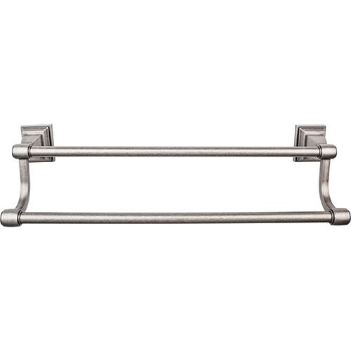Top Knobs Stratton Double Towel Bar