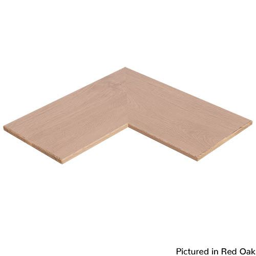 Designs of Distinction Flat Furniture Grade Corner Floating Shelf