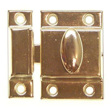 2 1/8 x 2 5/16 Steel Cabinet Latch