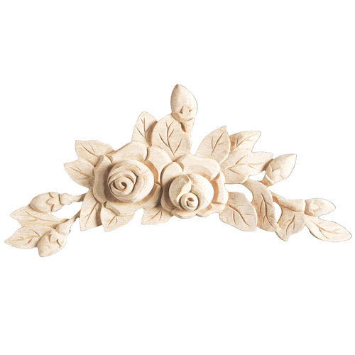 wood appliques for furniture. perfect furniture legacy signature 14 12 inch rose applique with wood appliques for furniture k